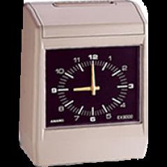 AMANO MODEL EX-9600