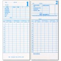 KP-210M Monthly Time Cards (QTY:1000)